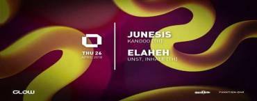 GLOW Thursday w/ Junesis & Elaheh