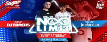 Sugar Phuket Presents: No Limit w/ DJ Tracks