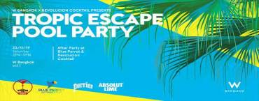 Tropical Escape Pool Party
