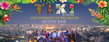 Tropical Tiki Nights at Moon Bar