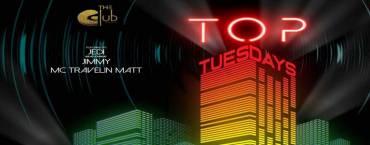 Top Tuesdays at The Club@Koi