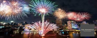 New Year's Eve Roaring Twenties at The Peninsula