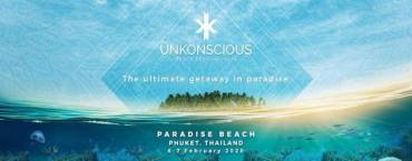 UnKonscious Festival 2020 at Paradise Beach
