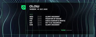 GLOW's Program : October week #4