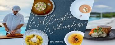 Wellington Wednesday at Kata Rocks