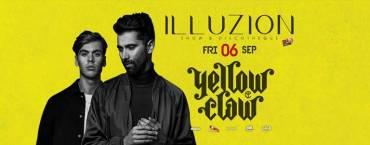Yellow Claw at Illuzion