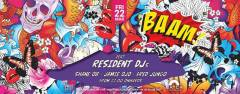Catch Beach Club Phuket presents BAAM!
