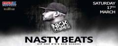 Nasty Beats x DJ Nick Frames at Mixx Pattaya