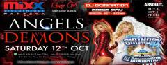 Mixx Angels vs Demons Party & DJ Dominations Birthday Bash