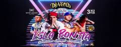 Hollywood pres. ISLA BONITA w/ DJ A-GOLD x MC BAD DZ