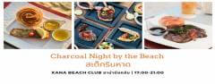 Charcoal Night by the Beach at XANA