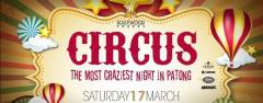 Circus Party at Hollywood Phuket