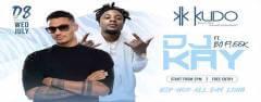 DJ KAY ft. BO FLEEK at Kudo