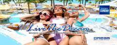 Sunday Brunch & Pool Party at Dream Beach Club