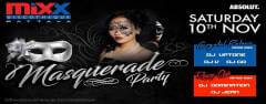 Masquerade Party at Mixx Discotheque Pattaya