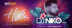 Skylight pres. High Life with DJ Niko
