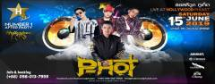 P-HOT Concert Present by Hollywood Phuket