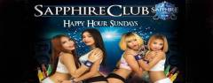 Happy Hour Sundays - Sapphire Club Pattaya